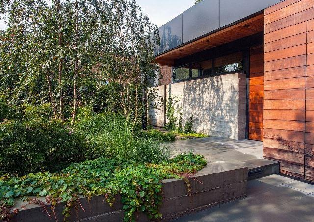 Naujos kartos sodas pasyvus namas tvari aplinka