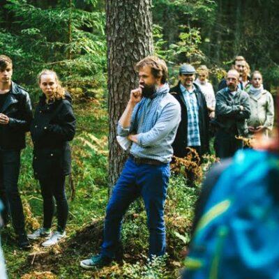 Hannes Praks: kaip gimė megafonų projektas Estijoje