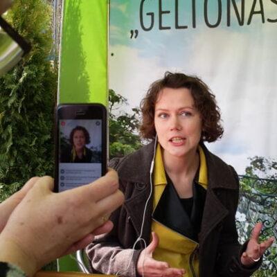 Lina Liubertaitė: tradicijos ir šiuolaikiškumas, kur einame