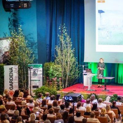 """Konferencija """"Garden Style 2016"""" nustebino kvepiančiais lektorių pranešimais"""