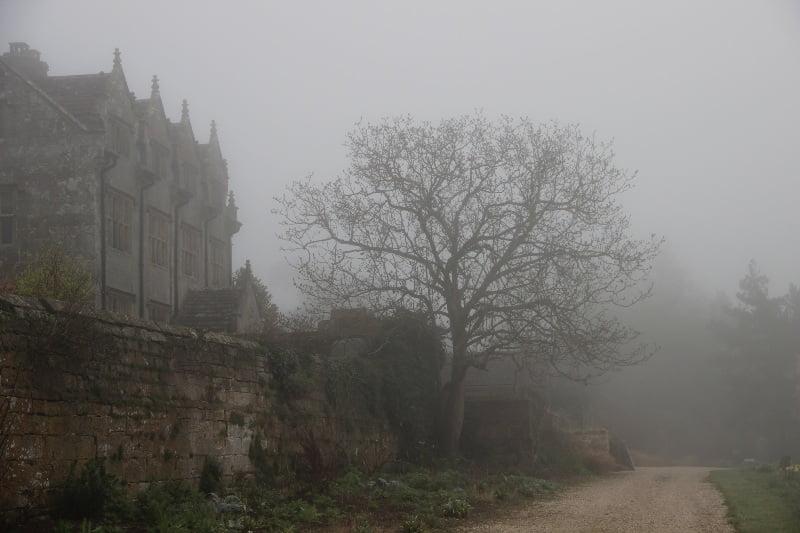 GravetyeManor sodas Anglijoje – J. McGratho vienas iš mėgstamiausių.