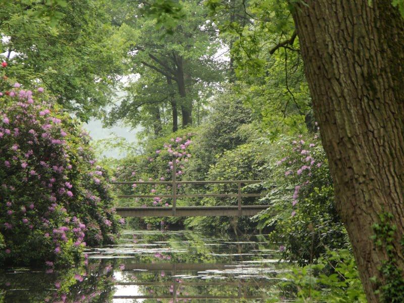 DeWierse sodas Nyderlanduose – vienas iš mėgstamiausių dizainerio sodų, kuriame jis praleido nemažai laiko.