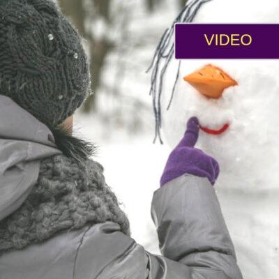 Šventė lauke žiemą: kaip padaryti ją įsimintiną