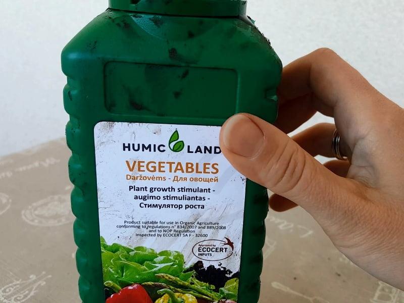 Humicland trąšos