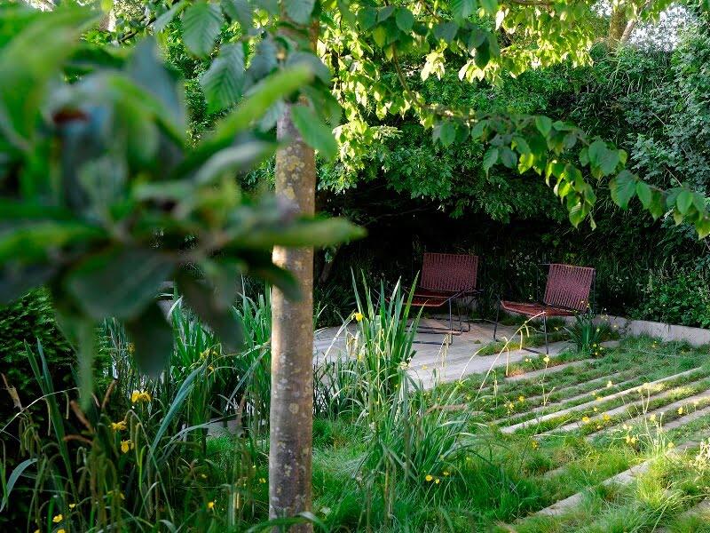 Parodos sodai: Leidžia pailsėti protui, kūnui ir sielai...