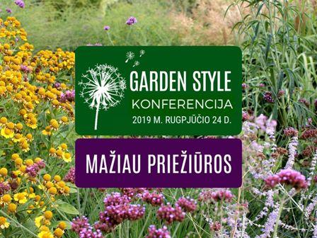Garden style 2019