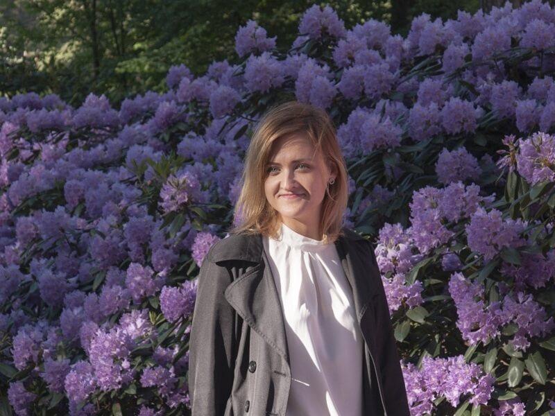 Latvių dizainerė Sintija Nagle. Nuotr. Galantus archyvas