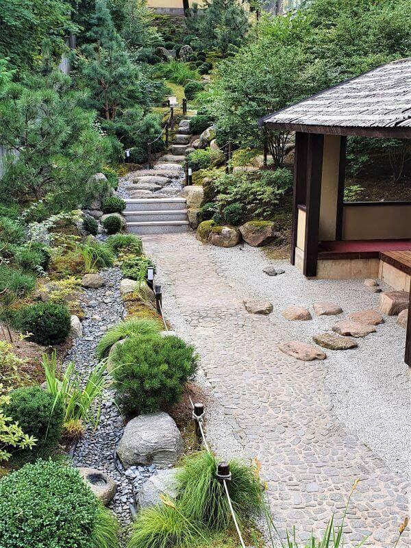 SEI SHIN En (Tyros širdies) japoniškas sodas Vilniuje. Nuotr. L. Popkytė-Fukumoto