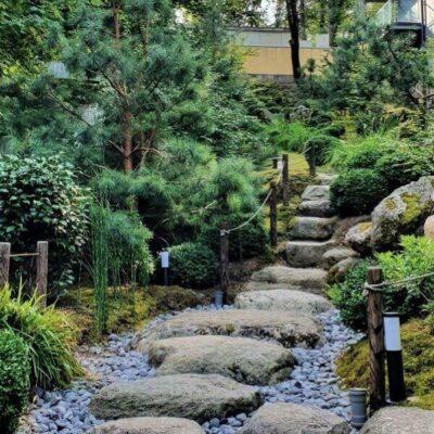 Ar gali japoniškas sodas Lietuvoje būti autentiškas