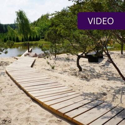 Idėja sodybai: kaip pačiam įsirengti paplūdimį