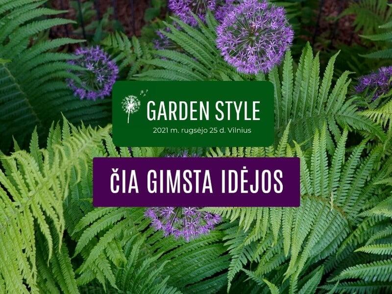 Garden Style cover